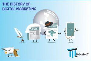 تاریخچه بازاریابی