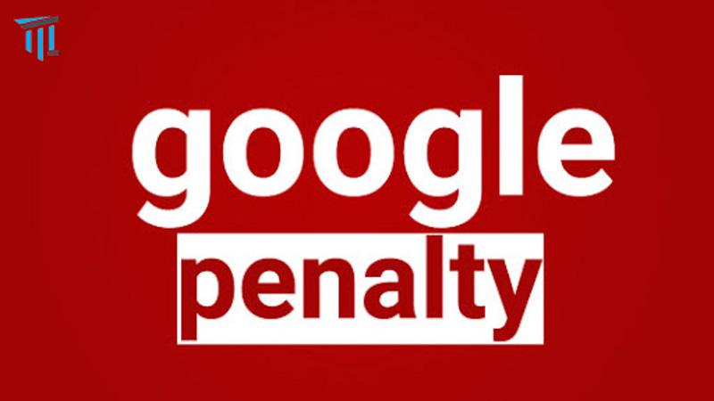 جریمه گوگل