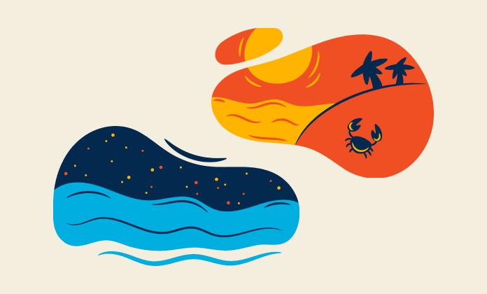 استراتژی اقیانوس قرمز و آبی